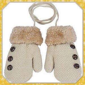 Other - ☃️New☃️Baby Knitted Mittens☃️